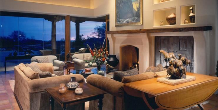 Santa Fe Home Interiors