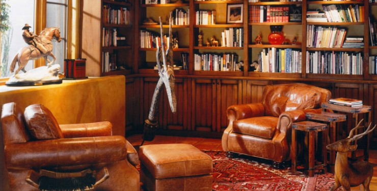 Western Ranch Interior Design Janet Brooks Design
