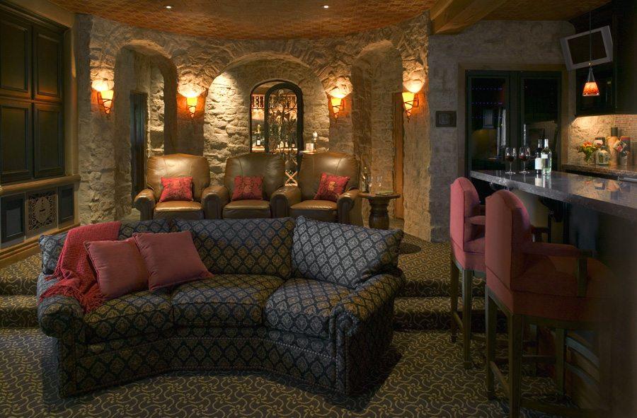 Old World Style Interior Design