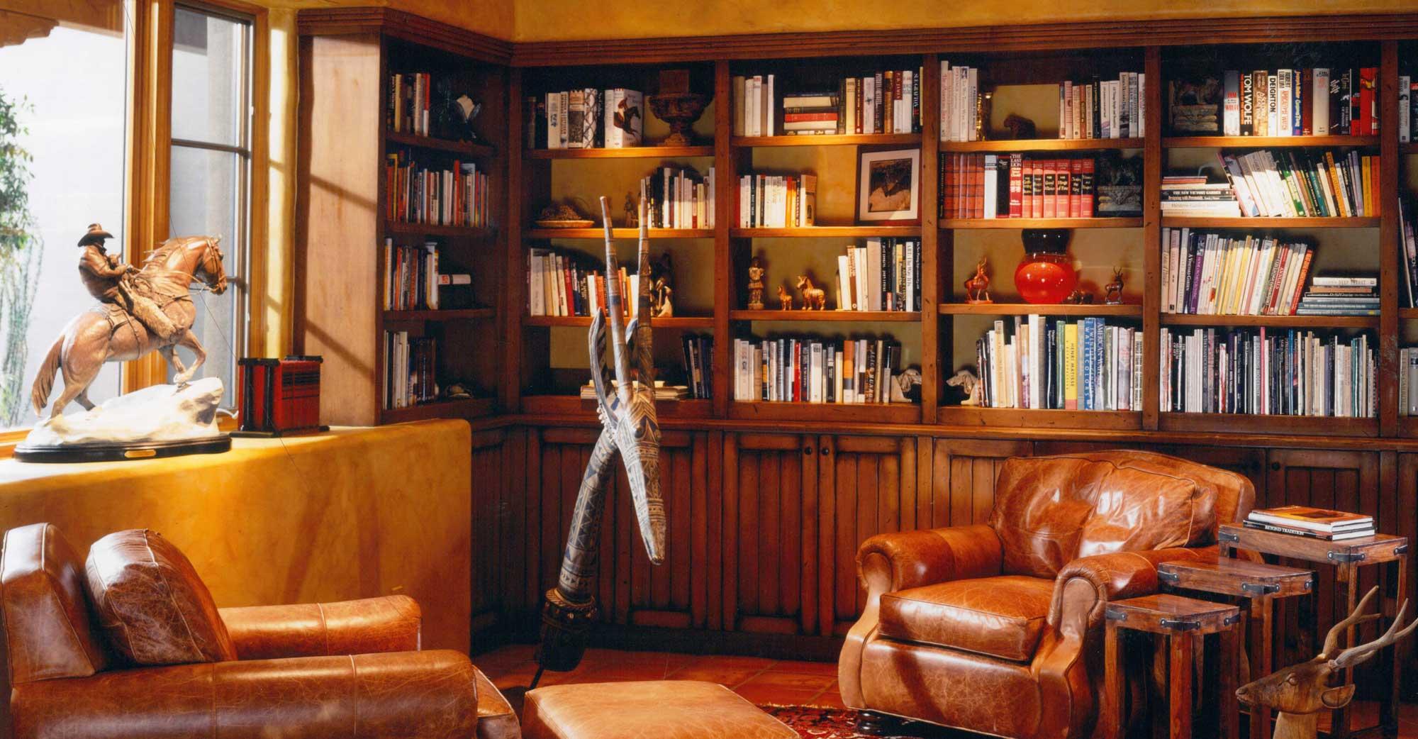 Western Ranch Interior Design