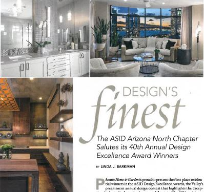 ASID Design Excellence Award Winner 2016