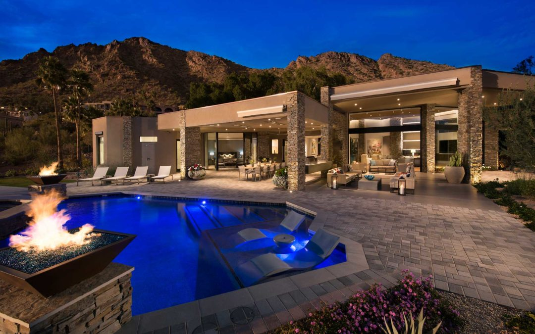 Designing For The Desert: 5 Tips To Match Arid Surroundings