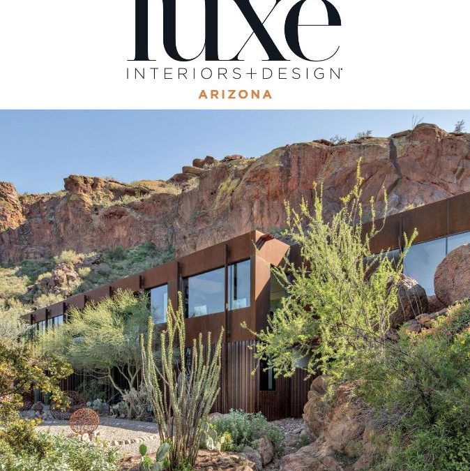 Luxe Magazine April/May 2021
