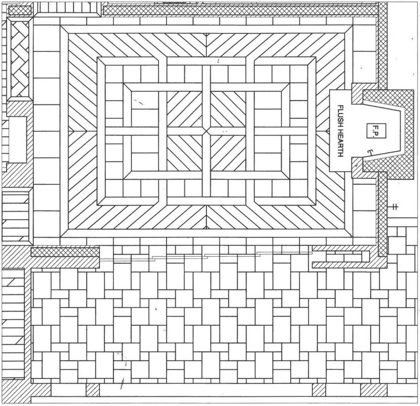 Floor Finish Plan Example Janet