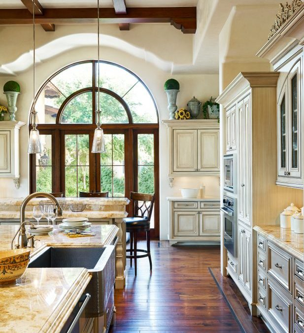 Mediterranean Decorating Styles: Mediterranean Interior Design