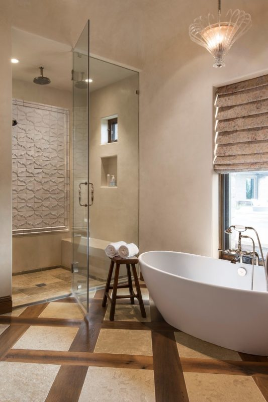 Five Mighty Interior Design Ideas for Smaller Bathrooms