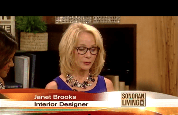 Janet Brooks Featured on ABC15 Sonoran Living