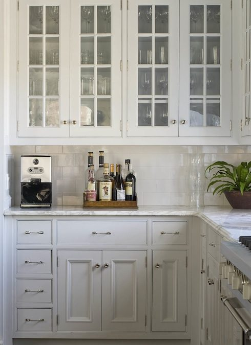 White Kitchens - Janet Brooks Design