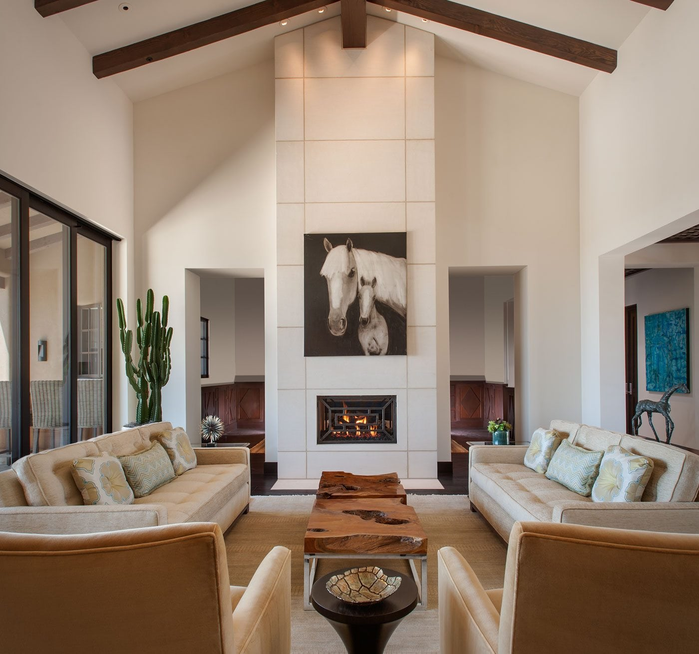 A Few of Our Favorite Decorating Tips for Open Floor Plans