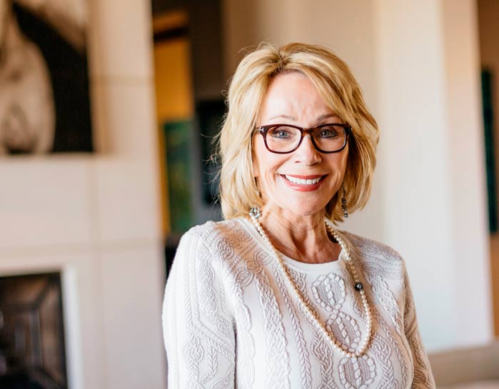 Janet Brooks Design 2018 Award Winner for Interior Designers in Arizona!