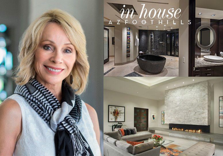 Arizona Foothills: Q & A: Janet Brooks of Janet Brooks Design