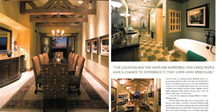 Luxury Living Special Vacation Home Issue