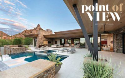 Modern Luxury Interiors Scottsdale: Point of View
