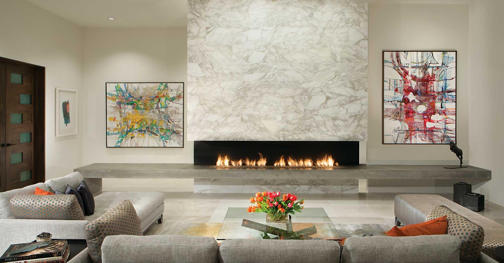 Luxury Residential Interior Design Contemporary Remodel