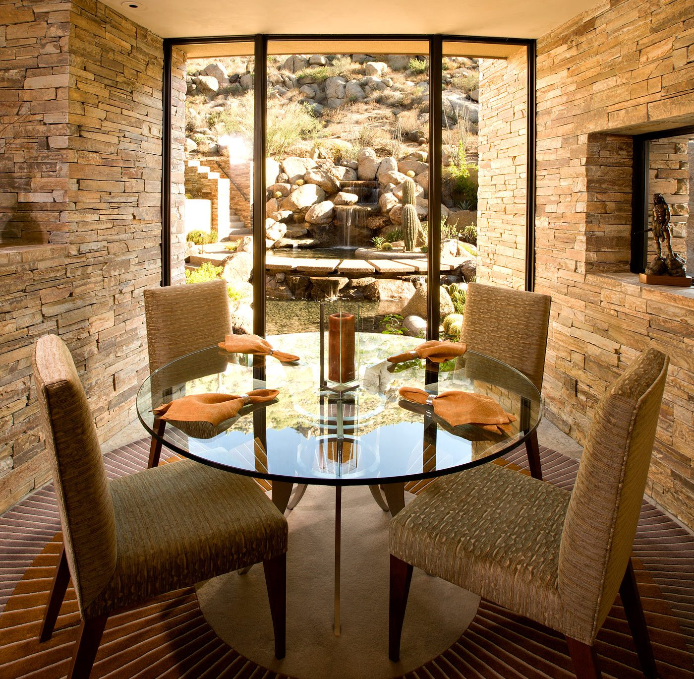 Southwestern Interior Design Interior Design By Janet Brooks