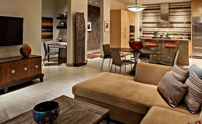 Scottsdale Urban Loft Interior Design
