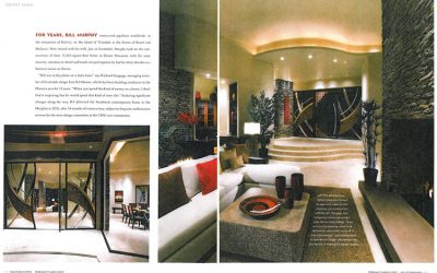 Robb Report – Vacation Homes